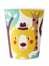 bamboo cup - woodland 1